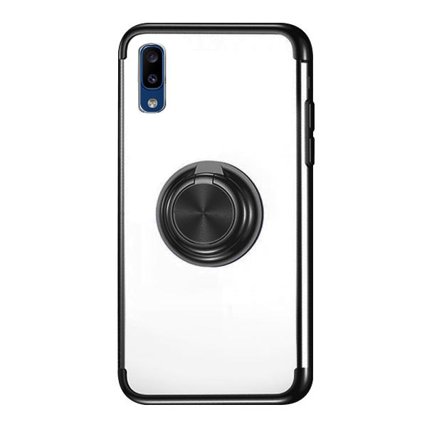 Compatible Ring Cover Case For Samsung Galaxy A20E