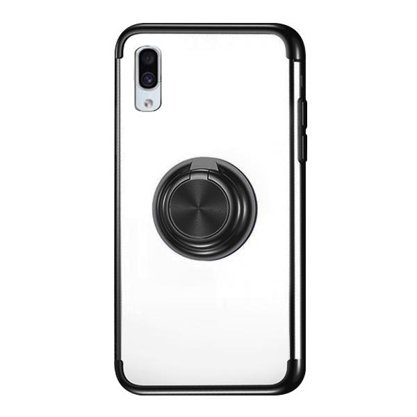 Compatible Ring Cover Case For Samsung Galaxy A30
