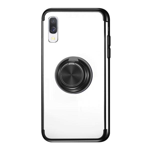 Compatible Ring Cover Case For Samsung Galaxy A40
