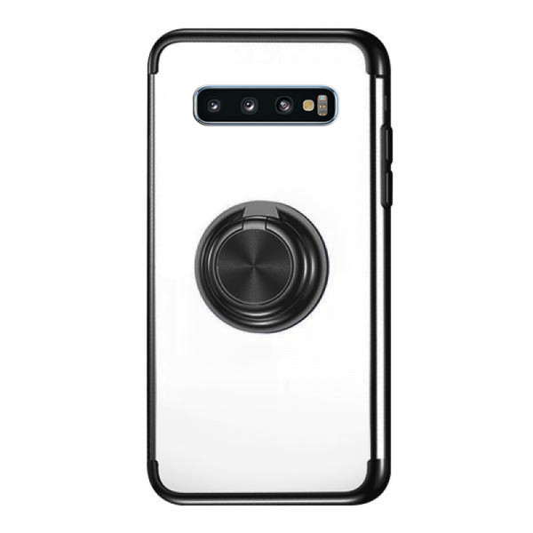 Compatible Ring Cover Case For Samsung Galaxy S10 Plus