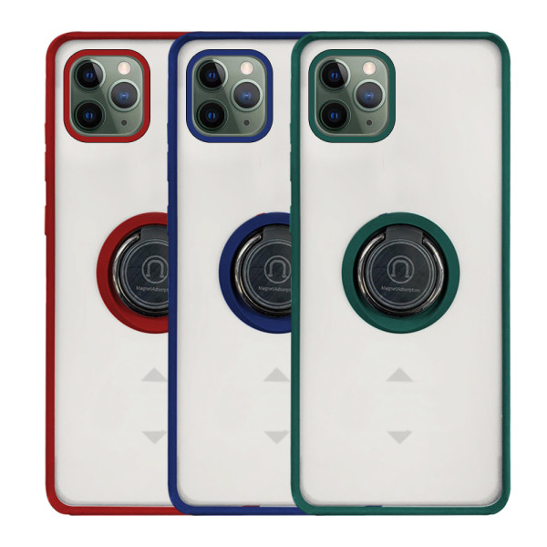 Compatible Shadow Ring Protective Case For iPhone 11 Pro