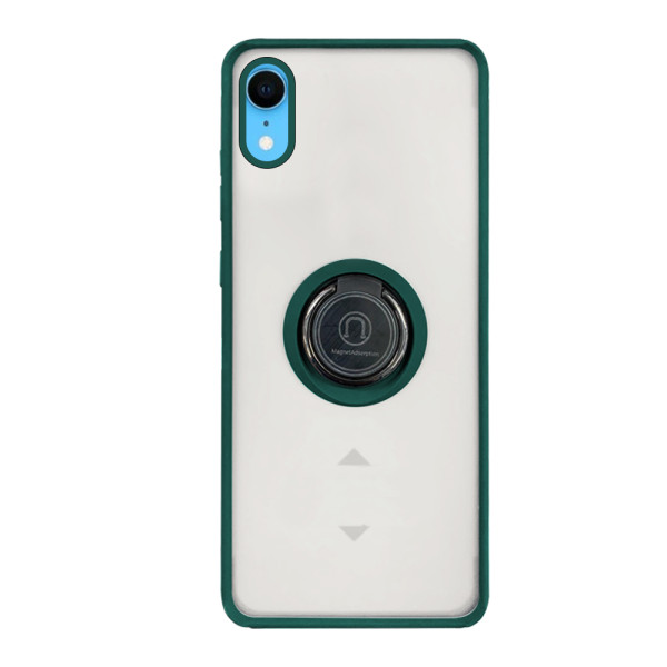 Compatible Shadow Ring Protective Case For iPhone XR