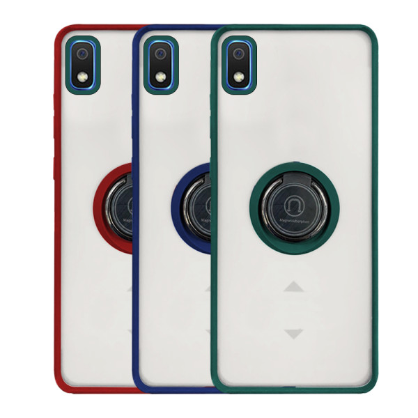 Compatible Shadow Ring Protective Case For Samsung Galaxy A10