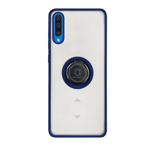 Compatible Shadow Ring Protective Case For Samsung Galaxy A50