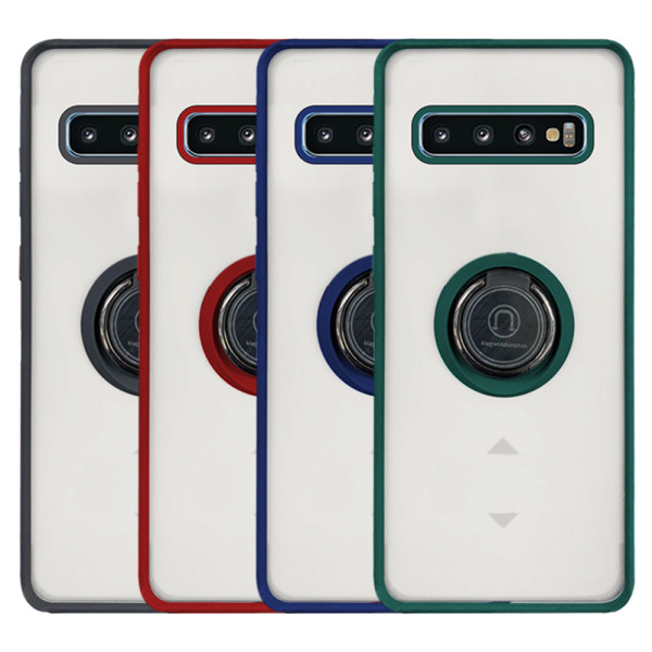 Compatible Shadow Ring Protective Case For Samsung Galaxy S10