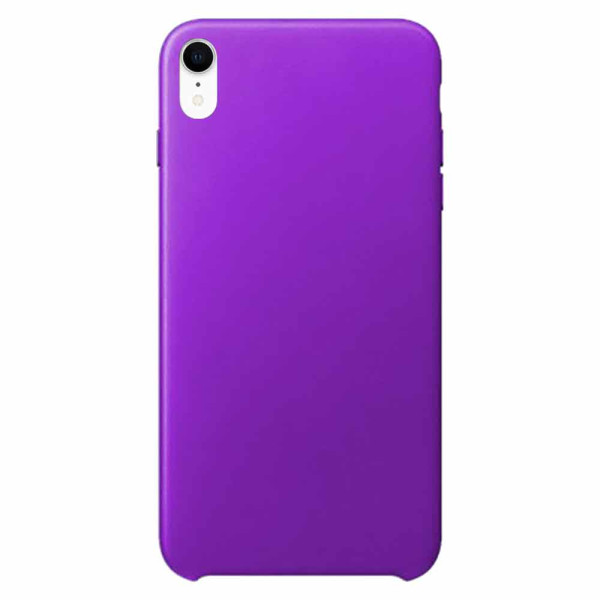 Compatible Silicone Case For iPhone XR