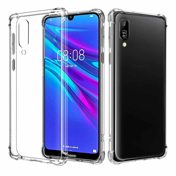Compatible Thick TPU Case for Huawei Y6 Pro 2019