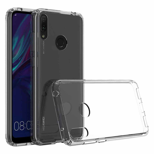 Compatible Thick TPU Case for Huawei Y7 Prime 2019