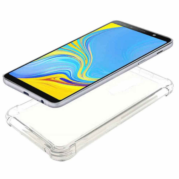 Compatible Thick TPU Case for Samsung Galaxy A7 2018