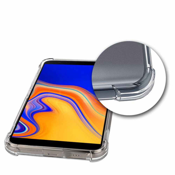 Compatible Thick TPU Case for Samsung Galaxy J4 Plus