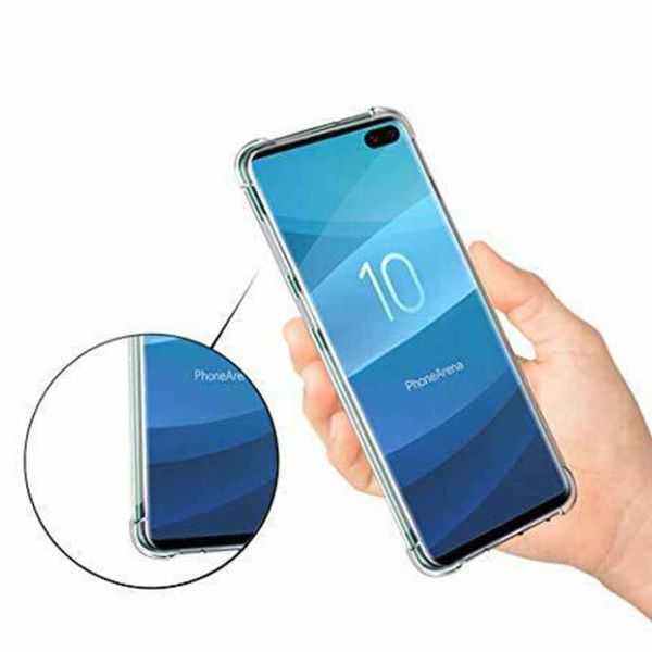 Compatible Thick TPU Case for Samsung Galaxy S10 5G