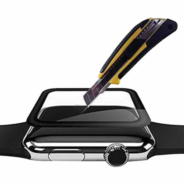 Full Glue Screen Protector For Apple Watch LCD 38mm
