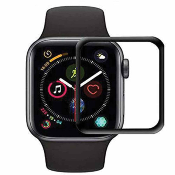 Full Glue Screen Protector For Apple Watch LCD 44m...
