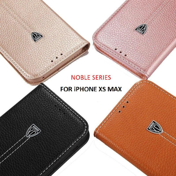 Genuine XUNDD Leather Feel Pouch for iPhone XS Max