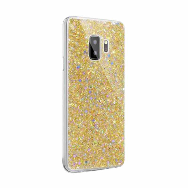 Glitter Gel With for Samsung Galaxy S9 Plus