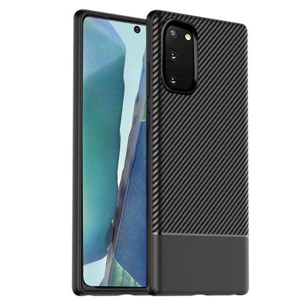 Samsung Galaxy Note 20 TPU Carbon Fiber Case